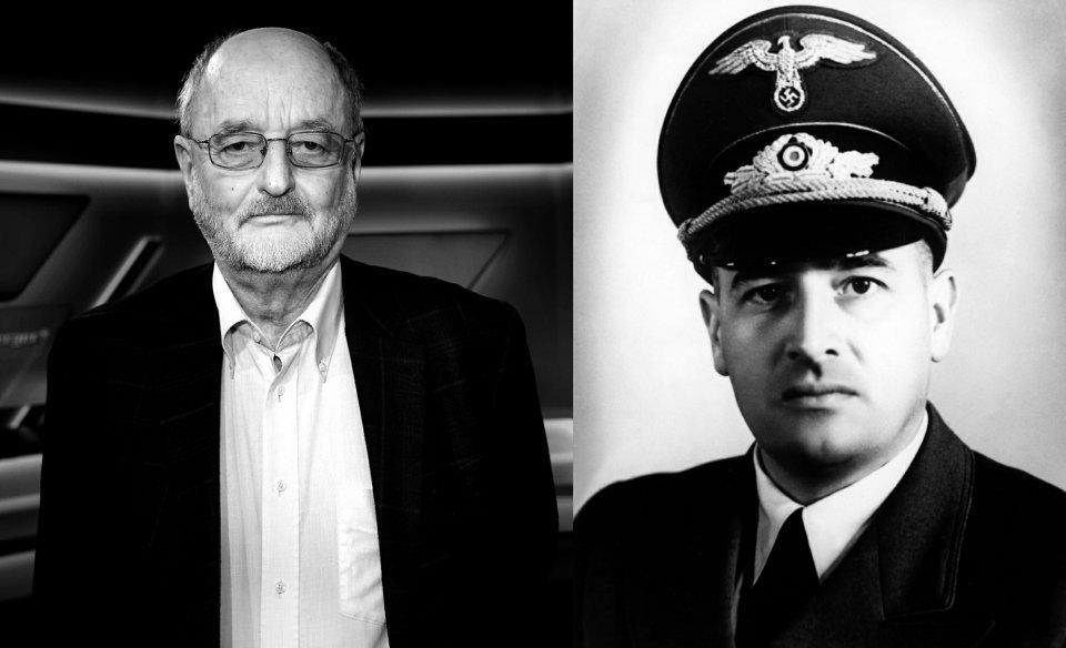 Niklas Frank, Hans Frank