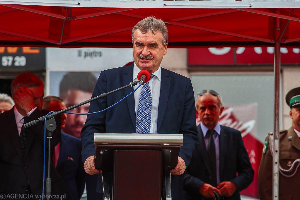 Kielce: wybory samorządowe 2018. Wojciech Lubawski wygrywa w sondażu wyborczym