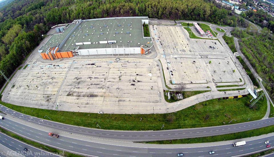 Zamknięte Centrum Handlowe W Sosnowcu Może Zostać Wyburzone To