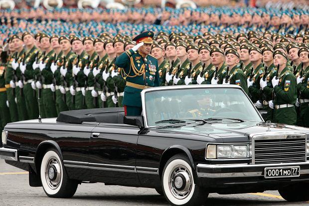 Czołgi, rakiety i 10 tys. żołnierzy w Moskwie. Rosyjski pokaz siły w Dzień Zwycięstwa