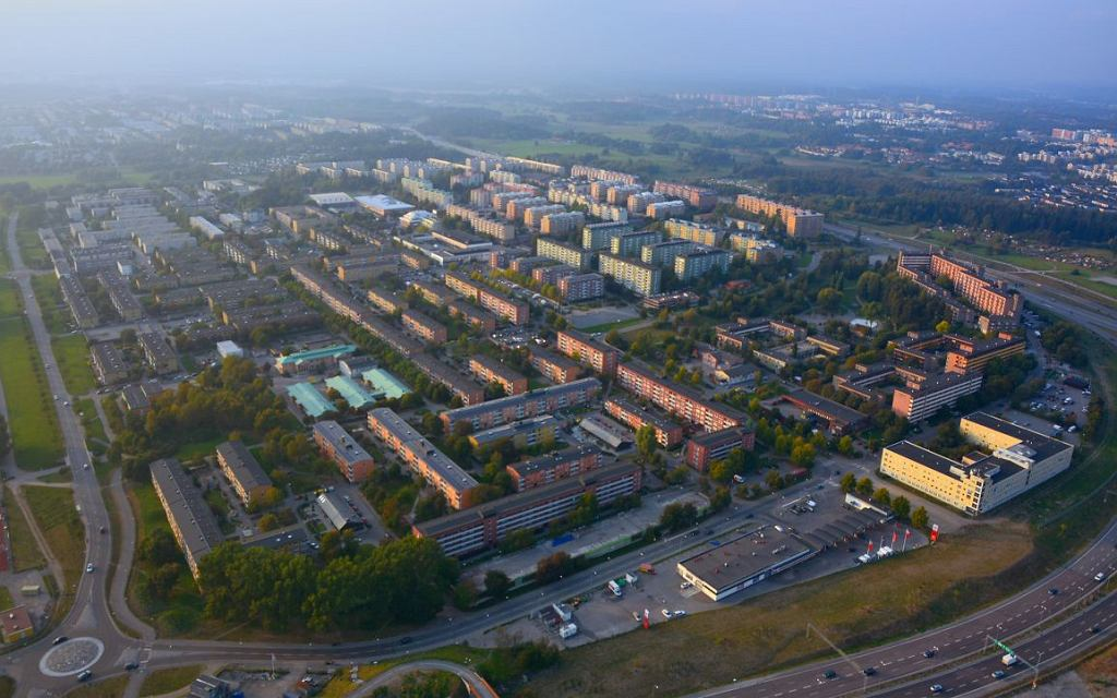 Imigrancka dzielnica Sztokholmu - Rinkeby (Johan Fredriksson/Wikmedia Commons/CC BY-SA 3.0)