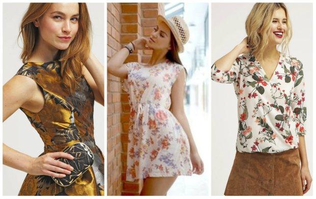 Jak nosić bluzki, sukienki i spodnie w kwiaty?