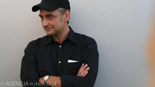 Robert Gonera na festiwalu filmowym w Gdyni w 2006 roku