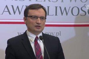 Ziobro: Orzeczenie TK nie ma mocy prawnej i nie jest wiążące