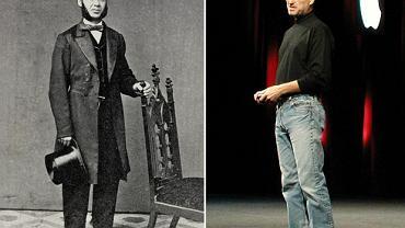 Levi Strauss i Steve Jobs