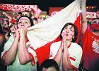 Kibice w Łodzi podczas meczu piłkarskiego Euro Polska - Czechy. Wtedy nam nie wyszło, polskie gospodarce nie wyszło pół roku później.