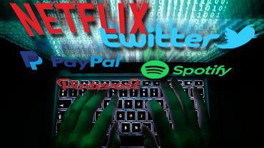 Atak na amerykańskie serwery