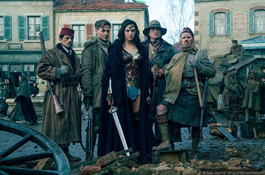 Gal Gadot, Wonder Woman / Materiały prasowe, Warner Bros Inc.