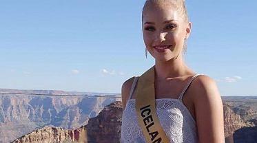 Miss Islandii Arna Yr Jónsdóttir