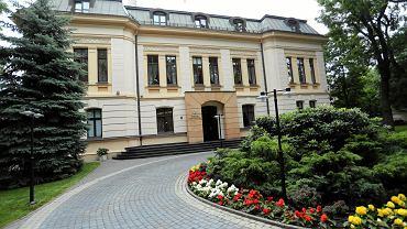 Siedziba Trybunału Konstytucyjnego.