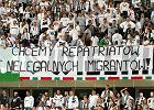 Stadiony ubliżają uchodźcom