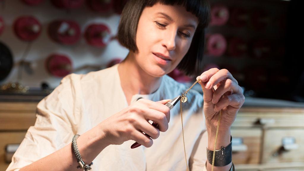 cdd5ce71fe Anna Orska  Nie chciałam klasycznej biżuterii