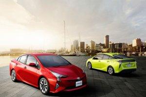 Toyota Prius z 5 gwiazdkami w teście zderzeniowym Euro NCAP