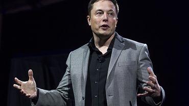 Elon Musk chce skolonizować Marsa