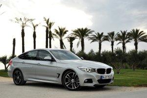 BMW 3 GT - test   Pierwsza jazda