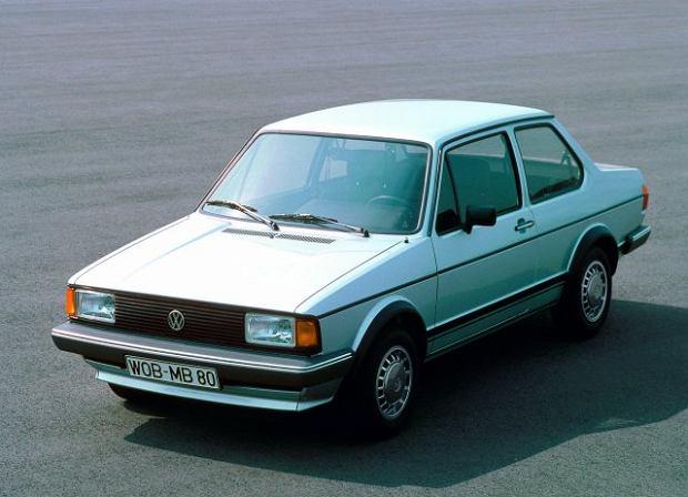 Volkswagen Jetta (1979-2010) - opinie Moto.pl