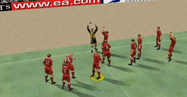 historia serii fifa FIFA 98: ROAD TO WORLD CUP
