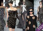 Trendy jesie� zima 2011 2012 - kropki