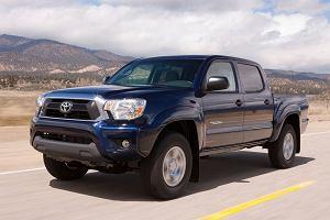 Toyota Tacoma po zmianach | Galeria