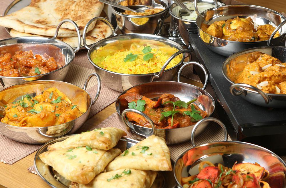 Festiwal Indyjskie Smaki Zamiast Kurczaka Tikka Masala