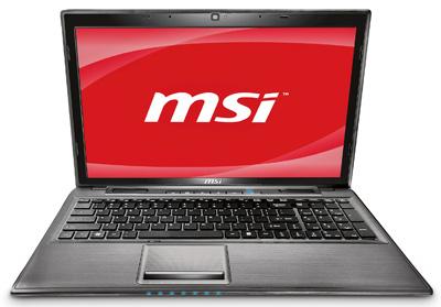 laptop, MSI