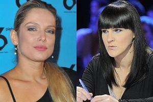 Joanna Liszowska i Agnieszka Chylińska.