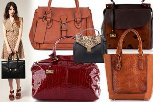 668c99cee887f Aktówki i torebki mieszczące format A4 - 90 propozycji!