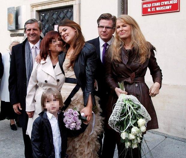 Zdjęcie numer 2 w galerii - Syn Chajzera się ożenił