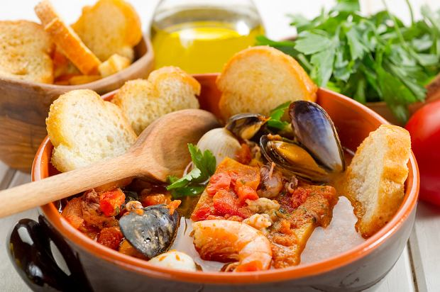 Toskania. Kuchnia Toskanii