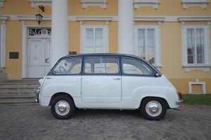Fiat 600 Multipla | Automobilista