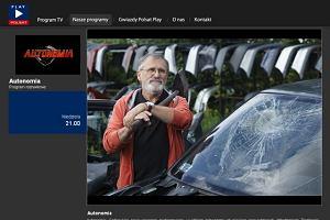 Motoryzacja w polskiej telewizji