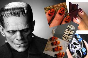 Manicure na Halloween - najciekawsze instruktaże!