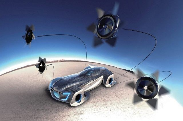 Subaru Horizon Concept