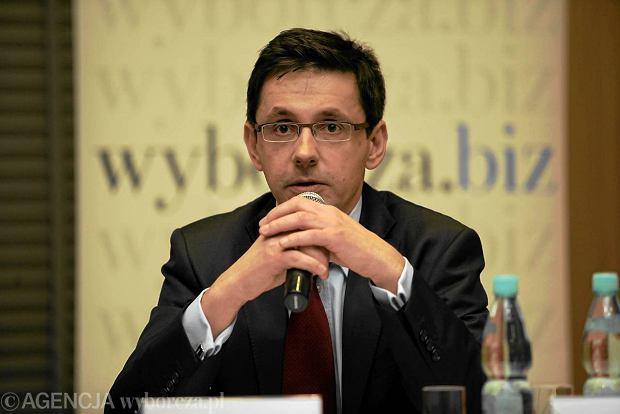 Mikołaj Budzanowski, minister skarbu