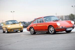 Mocne korzenie - Porsche 911