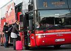 """Kierowca Polskiego Busa zatrzymuje autobus i oznajmia, �e dalej nie jedzie. """"Sko�czy�em prac�"""""""