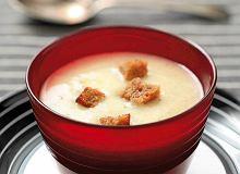 Zupa krem z ziemniaków z grappą - ugotuj