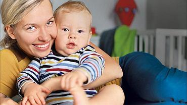 Patrycja Lorenc i Antek, 13 miesięcy