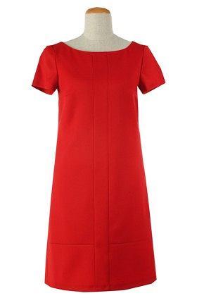 ccffec9918 Czerwone sukienki - przegląd