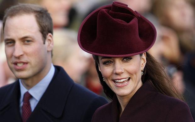 Książę William i Księżna Katherine.