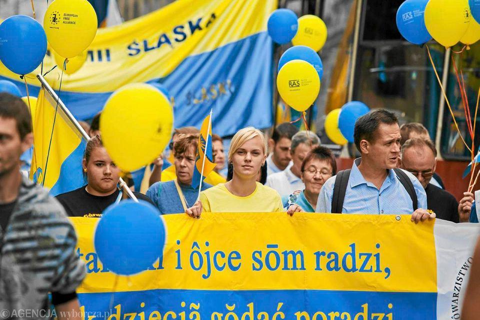 Marsz Ruchu Autonomii Śląska