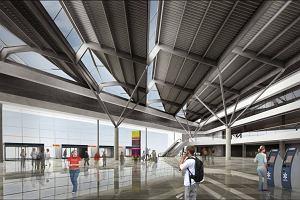 Budowniczowie metra przebudują buraczkową halę Okęcia?
