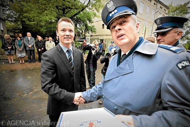 detektyw policyjny