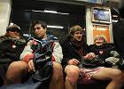 Go�o i weso�o w metrze. Ale nie wszystkim