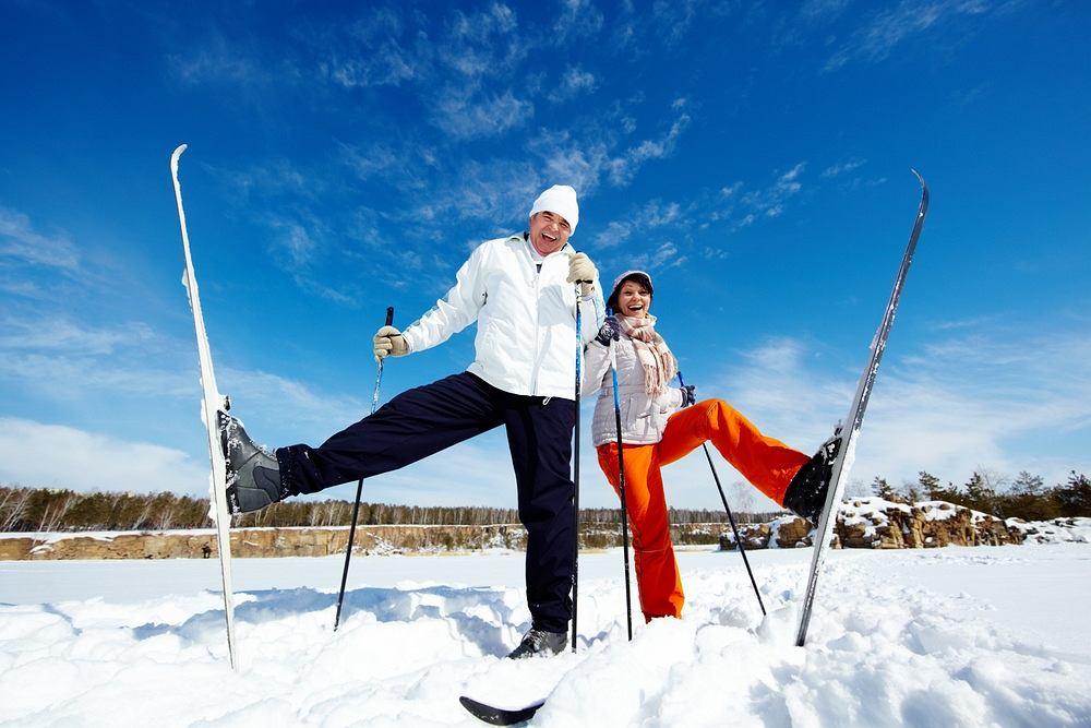 ski class
