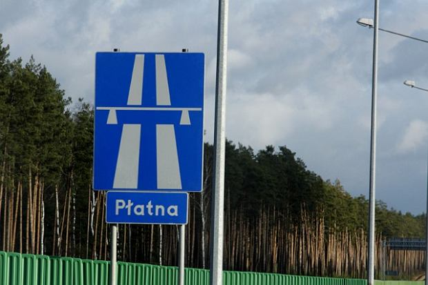 Nowe oznakowanie autostrad i dr�g ekspresowych