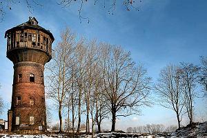 Śląskie wieże ciśnień jak średniowieczne zamki [ZDJĘCIA]