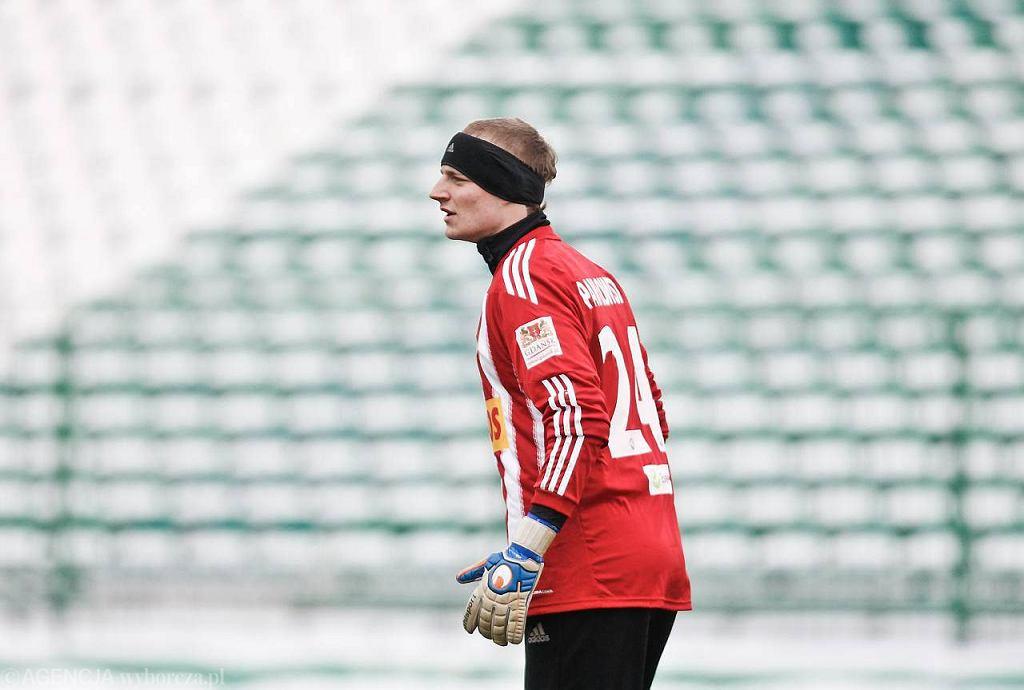 Lechia Gdańsk - Zawisza Bydgoszcz 1:0. Wojciech Pawłowski