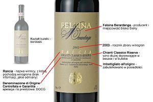 Jak czyta� etykiety win?