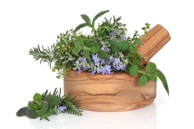Chi�ska medycyna od wiek�w czerpie i wykorzystuje zio�a w leczeniu